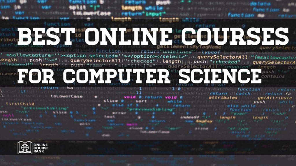 best online computer science courses