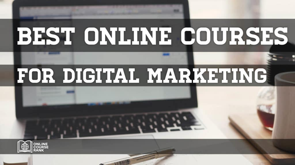 best online digital marketing courses