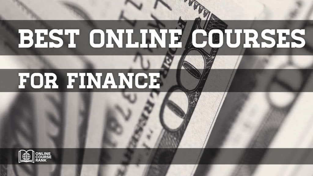 best online finance courses