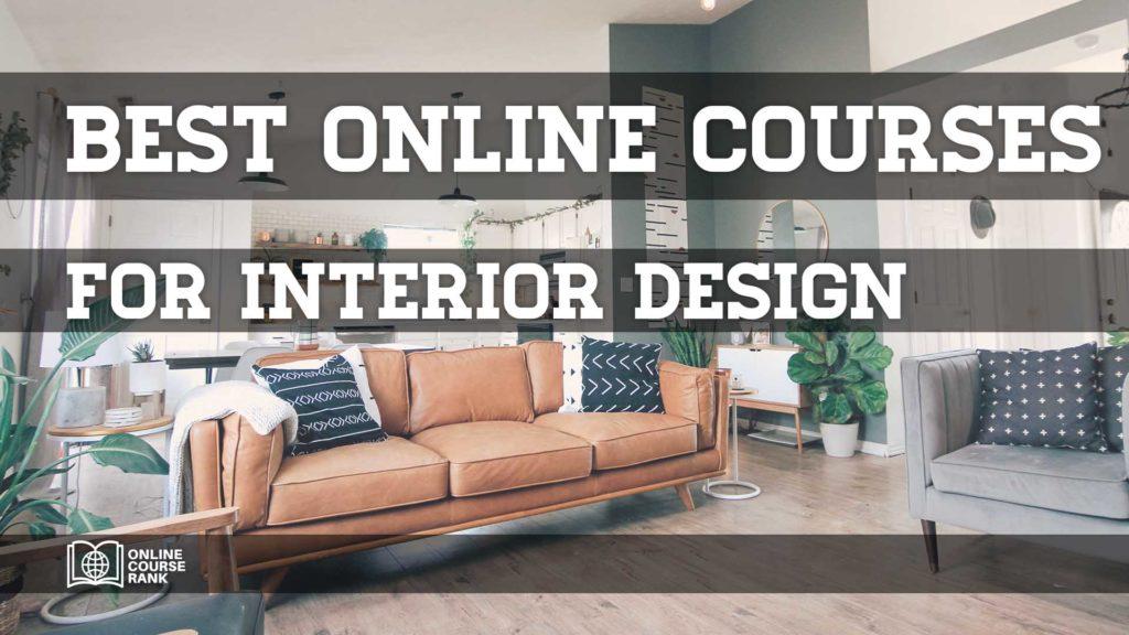 best online interior design courses