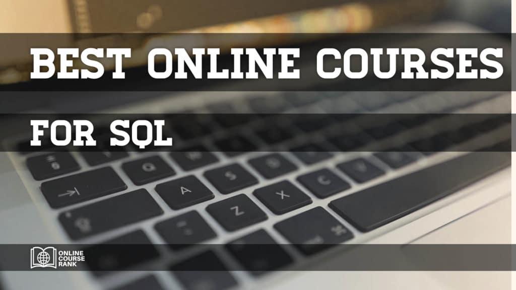 best online sql courses
