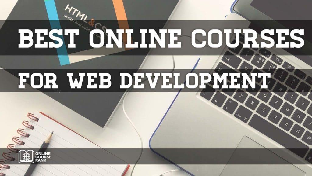 best online web development courses