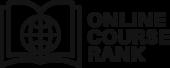 online course rank logo