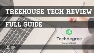 treehouse tech degree review