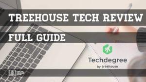 treehouse tech degree review